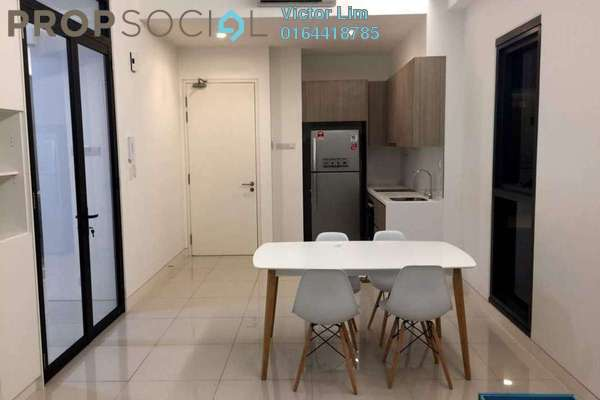 For Rent Condominium at Tropicana Gardens, Kota Damansara Leasehold Fully Furnished 1R/1B 2.5k