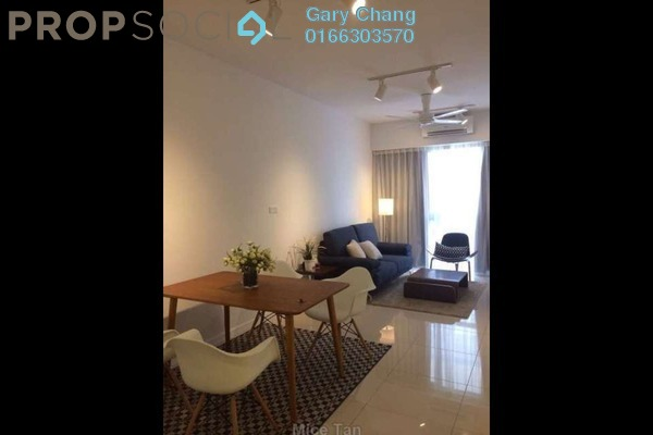 For Rent Condominium at Cascades, Kota Damansara Leasehold Semi Furnished 1R/1B 1.8k