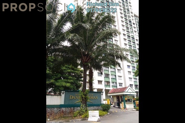 For Rent Condominium at Danau Idaman, Taman Desa Leasehold Fully Furnished 3R/2B 1.9k