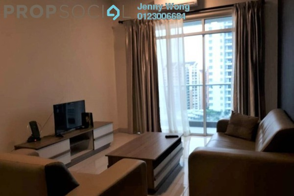 For Rent Condominium at Saville @ The Park, Pantai Freehold Fully Furnished 4R/3B 4.2k