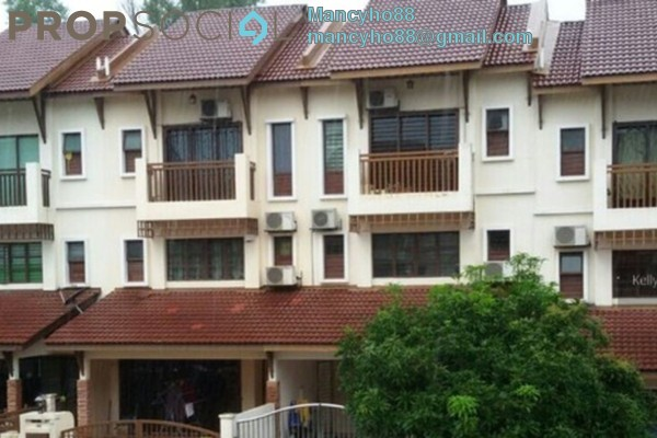 For Rent Terrace at Nilam Terraces, Bandar Bukit Puchong Freehold Fully Furnished 5R/4B 2.1k