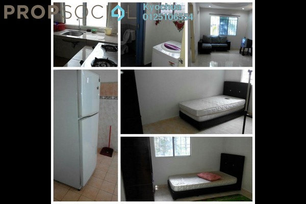 For Rent Apartment at Permai Lake View Apartment, Ipoh Freehold Fully Furnished 3R/2B 800translationmissing:en.pricing.unit