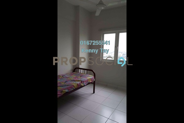 For Rent Condominium at First Residence, Kepong Leasehold Semi Furnished 3R/2B 1.65k