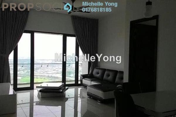 For Rent Serviced Residence at The Elements, Ampang Hilir Freehold Fully Furnished 3R/3B 3.7k