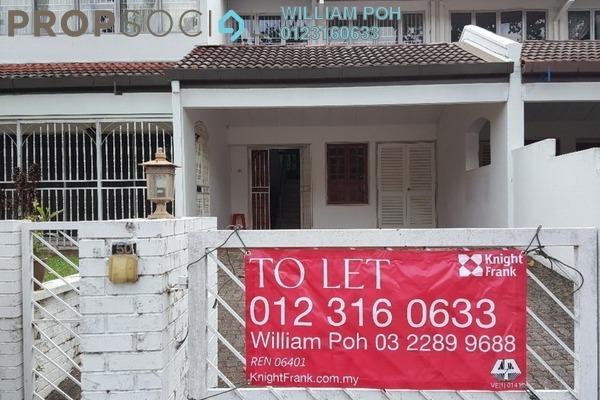 For Rent Semi-Detached at Taman Bukit Damansara, Damansara Heights Freehold Semi Furnished 5R/4B 5k