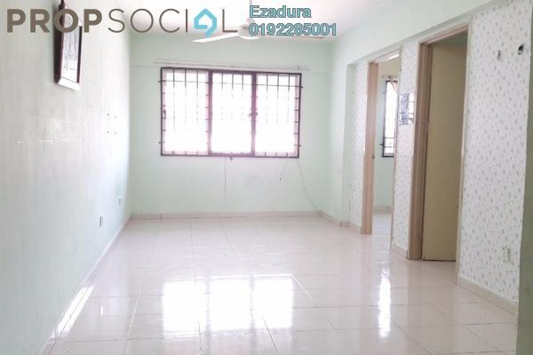 For Rent Apartment at Putra Damai Apartment, Putrajaya Freehold Unfurnished 3R/1B 1.25k