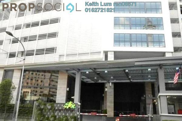 For Sale Condominium at Laman Ceylon, Bukit Ceylon Freehold Fully Furnished 3R/2B 14.2m