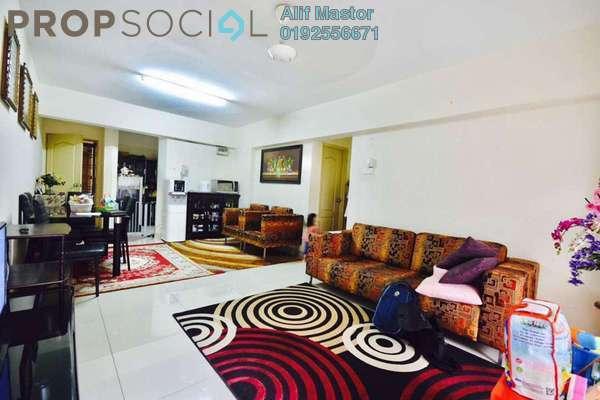 For Sale Condominium at Sentul Utama Condominium, Sentul Leasehold Unfurnished 4R/3B 450k