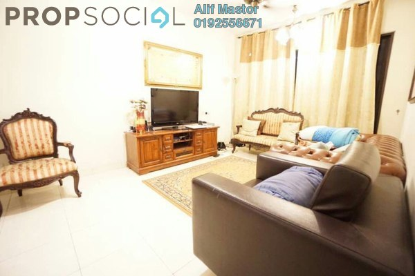 For Sale Condominium at Casa Indah 1, Tropicana Leasehold Semi Furnished 4R/3B 670k