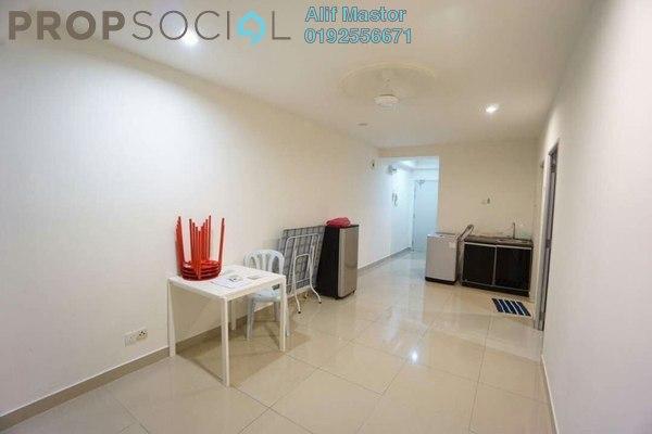 For Sale Condominium at Menara U, Shah Alam Leasehold Semi Furnished 2R/1B 350k