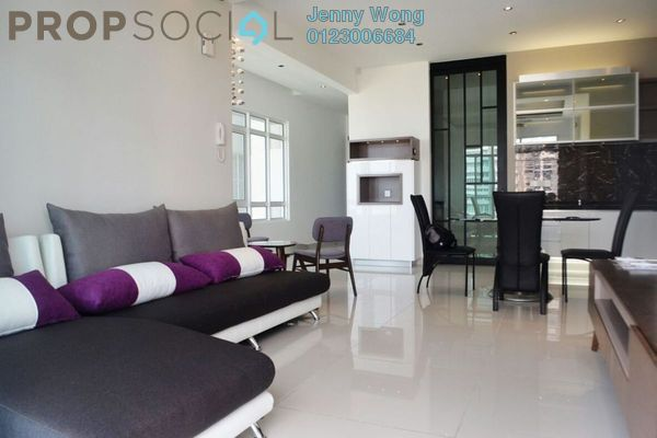 For Sale Condominium at Saville @ The Park, Pantai Freehold Fully Furnished 3R/3B 1.25m