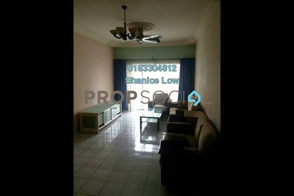 For Rent Condominium at Medan Putra Condominium, Bandar Menjalara Freehold Fully Furnished 3R/2B 1.35k