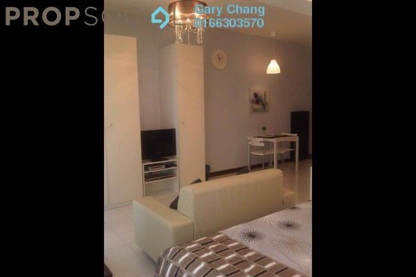 For Rent Condominium at Ritze Perdana 1, Damansara Perdana Leasehold Fully Furnished 1R/1B 1.25k