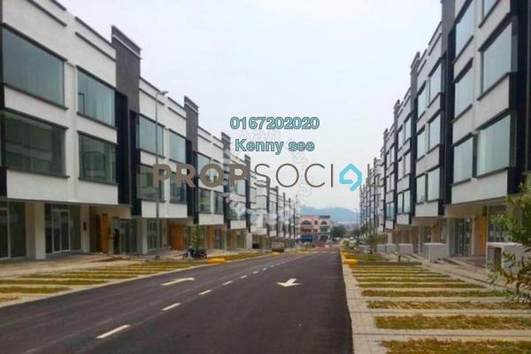 For Rent Shop at Olive Hill Business Park, Seri Kembangan Freehold Unfurnished 1R/1B 2k