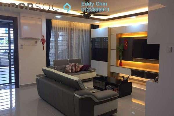 For Sale Terrace at Paragon 129, Bandar Putra Permai Leasehold Semi Furnished 4R/3B 1.15m