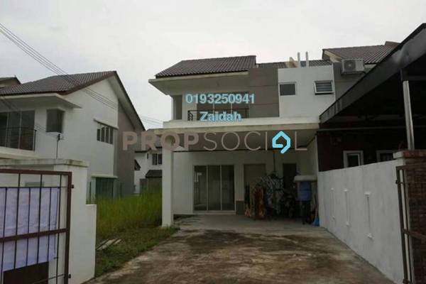 For Sale Terrace at Bandar Puncak Alam, Kuala Selangor Leasehold Unfurnished 4R/3B 530k