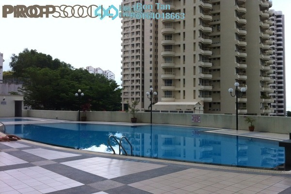 For Rent Condominium at The Straits Regency, Tanjung Bungah Freehold Fully Furnished 3R/4B 2.8k