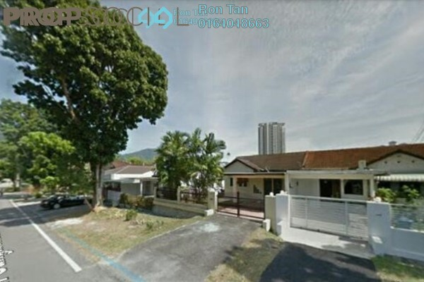 For Rent Semi-Detached at Jalan Sungai Kelian, Tanjung Bungah Freehold Semi Furnished 3R/2B 1.8k