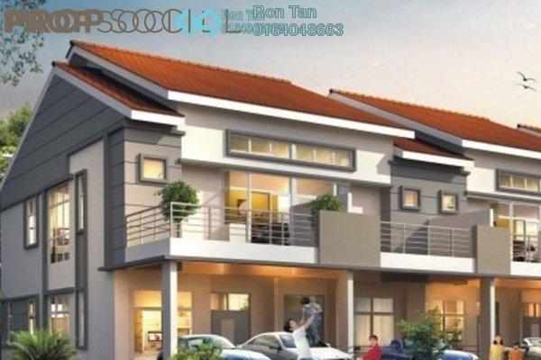 For Sale Terrace at Prestige III, Balik Pulau Freehold Unfurnished 4R/3B 600k