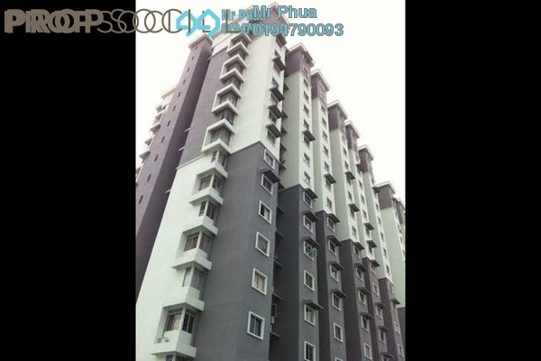 For Rent Apartment at Permai Jaya Apartment, Tanjung Bungah Freehold Unfurnished 3R/2B 800translationmissing:en.pricing.unit
