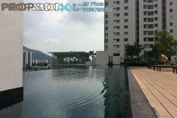 For Rent Condominium at All Seasons Park, Farlim Freehold Unfurnished 3R/2B 1.85k