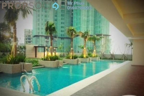 For Rent Condominium at Melody Homes, Farlim Freehold Unfurnished 3R/2B 950translationmissing:en.pricing.unit