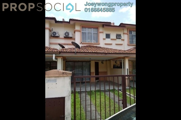 For Sale Terrace at PP 5, Taman Putra Prima Freehold Unfurnished 4R/3B 560k