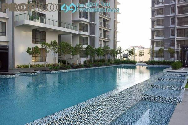 For Sale Condominium at Wellesley Residences, Butterworth Freehold Unfurnished 2R/2B 370k