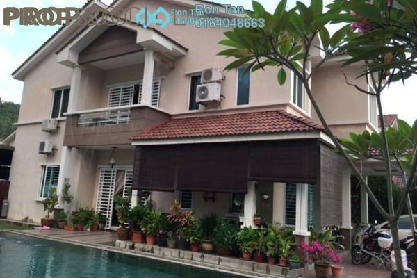 For Sale Bungalow at Pinang Village, Balik Pulau Freehold Fully Furnished 5R/6B 1.7m