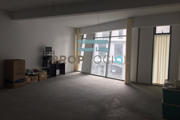 For Rent Office at Cascades, Kota Damansara Leasehold Unfurnished 0R/0B 2.1k