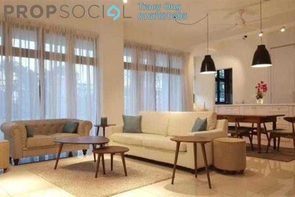 For Rent Semi-Detached at Eco Botanic, Skudai Freehold Fully Furnished 5R/5B 4k
