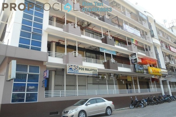 For Sale Office at Goldhill Complex, Paya Terubong Freehold Unfurnished 0R/0B 150k