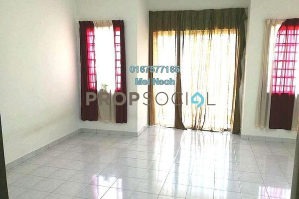For Sale Terrace at Taman Lagenda Putra, Kulai Freehold Unfurnished 4R/3B 420k