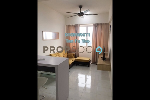For Rent Condominium at Main Place Residence, UEP Subang Jaya Freehold Fully Furnished 1R/1B 1.3k
