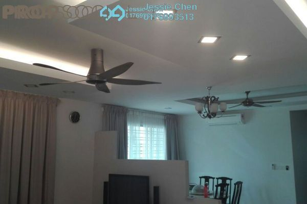 For Rent Terrace at Castora, Bandar Sri Sendayan Freehold Fully Furnished 4R/4B 2.1k