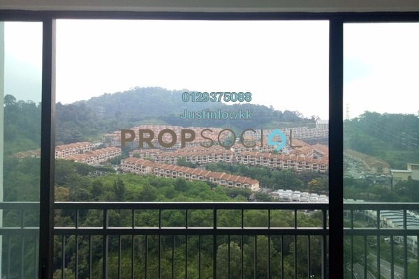 For Sale Condominium at V-Residensi, Selayang Heights Leasehold Semi Furnished 3R/3B 445k