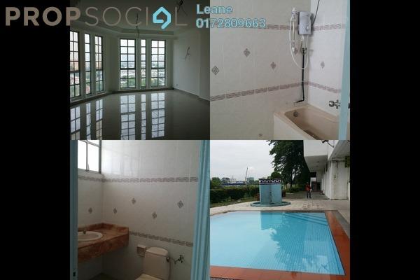 For Sale Condominium at Heritage, Setapak Freehold Unfurnished 5R/4B 770k
