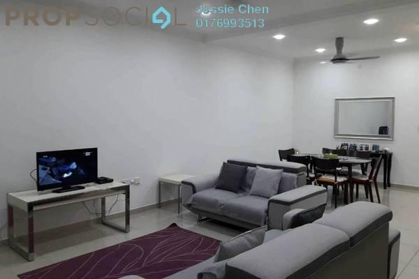 For Rent Terrace at Castora, Bandar Sri Sendayan Freehold Semi Furnished 4R/4B 1.5k