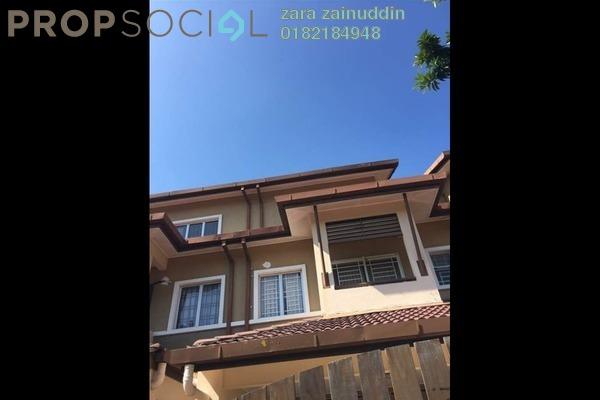 For Sale Terrace at Seksyen 9, Bandar Bukit Mahkota Freehold Semi Furnished 5R/4B 660k