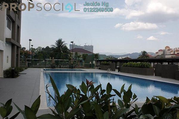 For Sale Condominium at Seri Ampang Hilir, Ampang Hilir Freehold Semi Furnished 3R/2B 568k