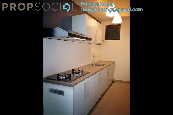 For Rent Condominium at Saville Residence, Old Klang Road Freehold Semi Furnished 3R/2B 2.4k