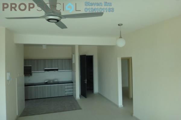 For Sale Condominium at Serin Residency, Cyberjaya Freehold Semi Furnished 3R/2B 410k