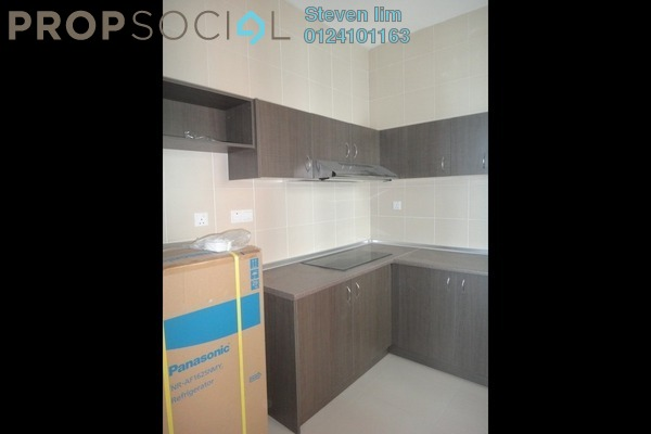 For Sale Serviced Residence at The Arcadia, Kuching Freehold Semi Furnished 3R/2B 340k