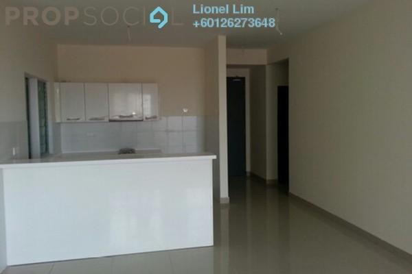 For Rent Condominium at Casa Tropicana, Tropicana Leasehold Semi Furnished 3R/2B 2.2k