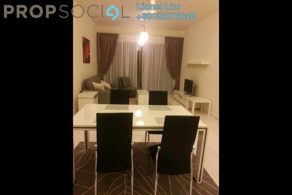 For Rent SoHo/Studio at Neo Damansara, Damansara Perdana Leasehold Fully Furnished 1R/1B 2.3k