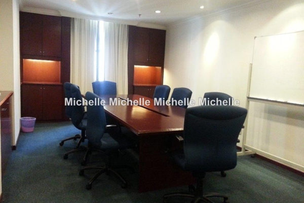 For Rent Office at Plaza Mont Kiara, Mont Kiara Freehold Fully Furnished 0R/0B 7.6k