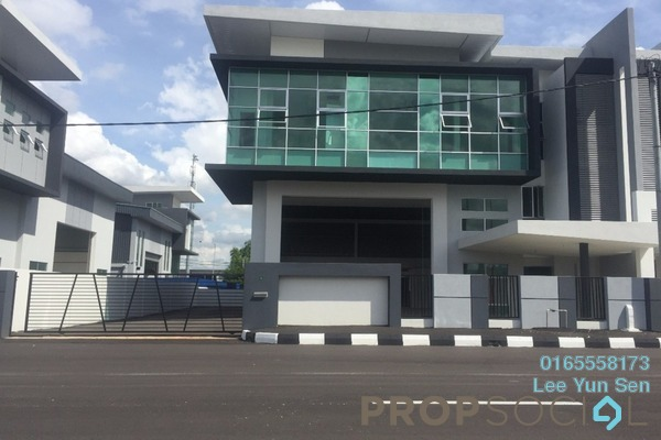 For Rent Factory at IGB International Industrial Park, Ipoh Freehold Unfurnished 0R/4B 4k