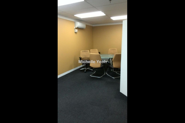 For Rent Office at Solaris Mont Kiara, Mont Kiara Freehold Fully Furnished 0R/0B 6.5k