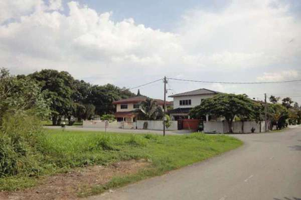 For Sale Land at Taman Westpool, Ipoh Leasehold Unfurnished 0R/0B 856k