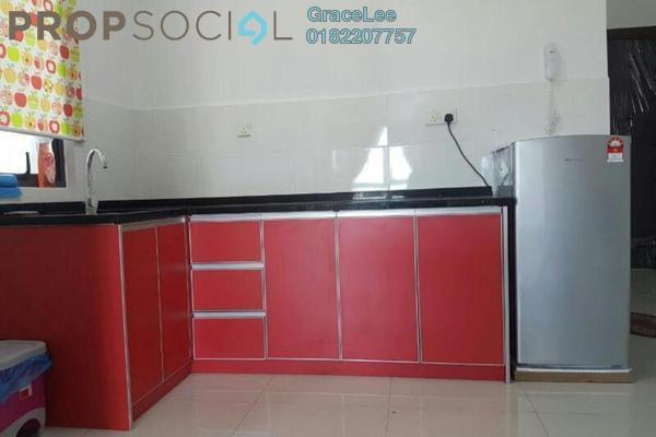 For Rent Condominium at 8 Kinrara, Bandar Kinrara Freehold Fully Furnished 0R/1B 1.6k